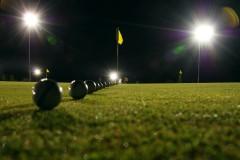 Éjszakai golf